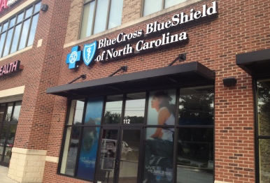 BlueCross BlueShield of North Carolina store in Greensboro NC